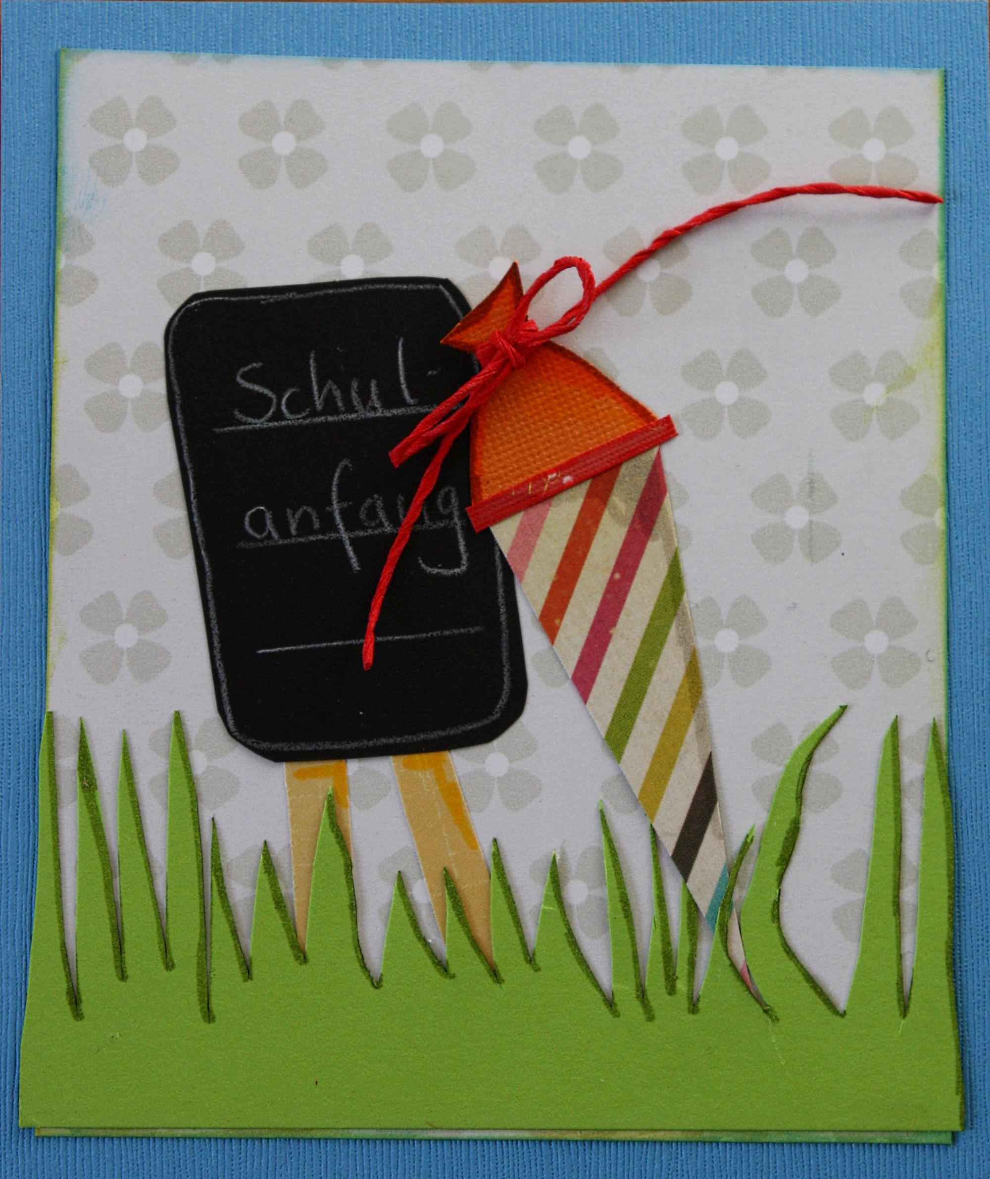 basteln mit papier | krümels krümel, Einladung