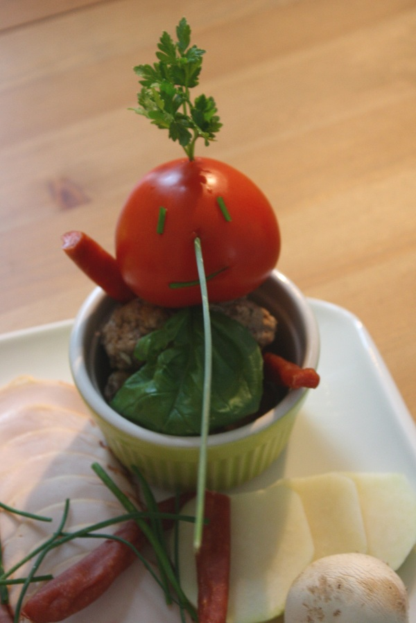 Tomatenmännchen